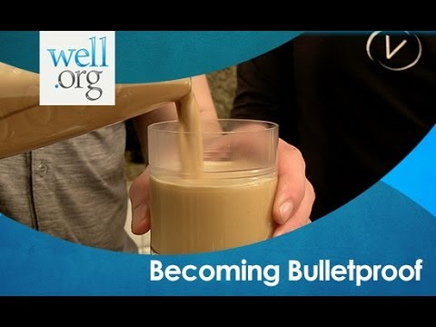 Wake Up And Bulletproof Your Coffee With Dave Asprey