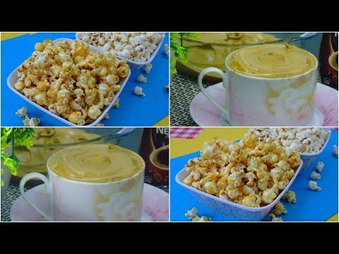 02 Late Night Recipes | Popcorns Recipe | Coffee Recipe | Quick and Easy Recipes