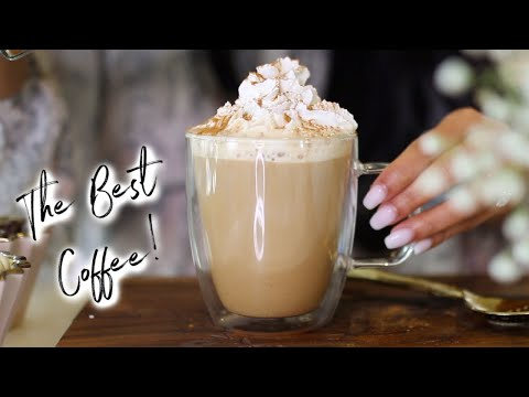Pumpkin Cream Cold Brew Recipe ☕️ & More Coffee Favorites! #iHeartFall Ep 18 MissLizHeart
