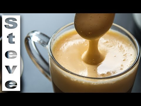 VIETNAMESE EGG COFFEE – How to make your own