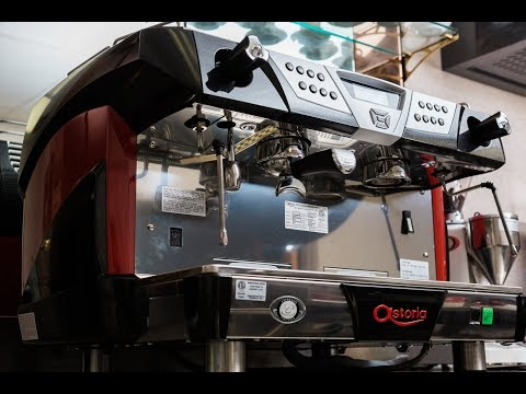 Astoria Espresso Machines Overview