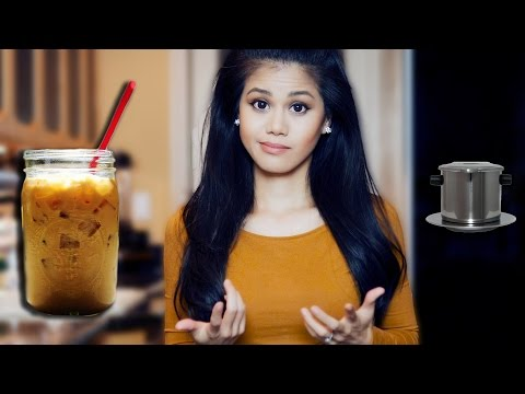 Vietnamese Coffee Recipe ◉ Ca Phe Sua Da