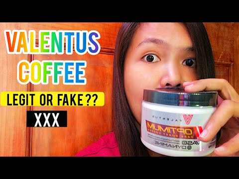 Valentus Coffee Review – Legit or Fake?