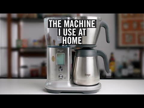 Review: Sage (Breville) Precision Brewer