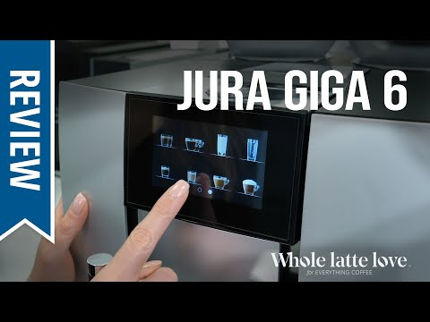 Review: Jura GIGA 6 Automatic Coffee Machine