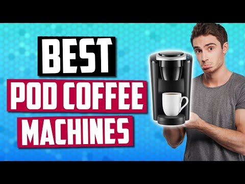 Best Pod Coffee Machine in 2019 | 5 Great Capsule Coffee Makers!