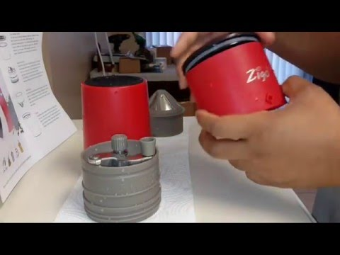 Demo: Bean to Cup Drip Coffee Maker
