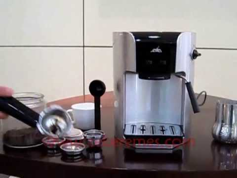 coffee maker demo by cekeremes
