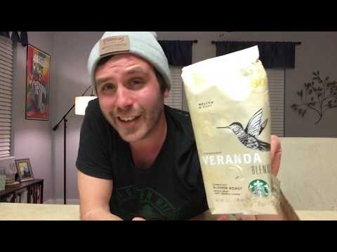 Starbucks Veranda Blend Blonde Coffee Review