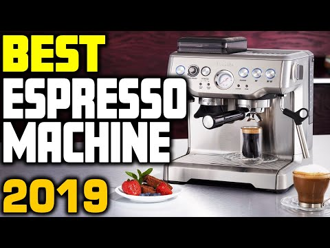 Best Espresso Machine in 2019