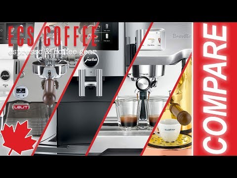 Top 5 Espresso Machines Over $2000 | 2019!