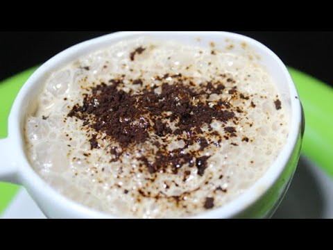 Creamy Hot Coffee Recipe |Coffee recipe at home |