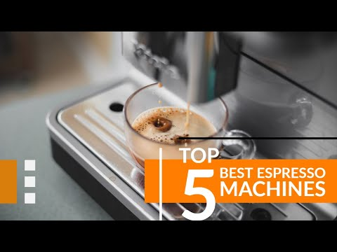 Best Espresso Machines in 2019