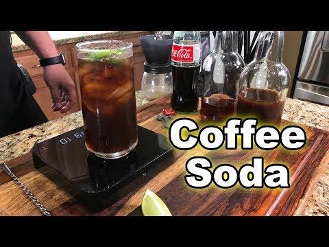 Coffee Soda – #1 Summer Drink
