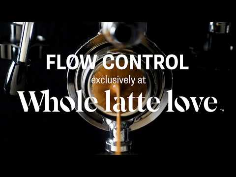 Flow Control on ECM, Profitec, Dalla Corte Espresso Machines