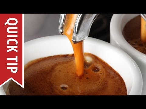 How to Pull Consistent Espresso Shots