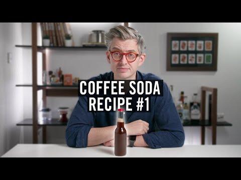 Recipe: Coffee Soda #1