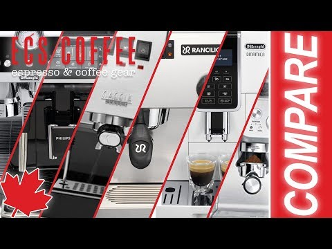 Top 6 Espresso Machines under $1000 | 2019!