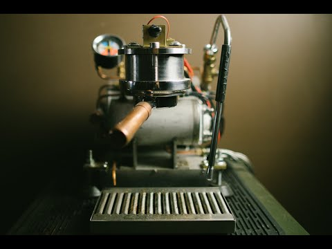 The Homemade Frankenstein Espresso Machine