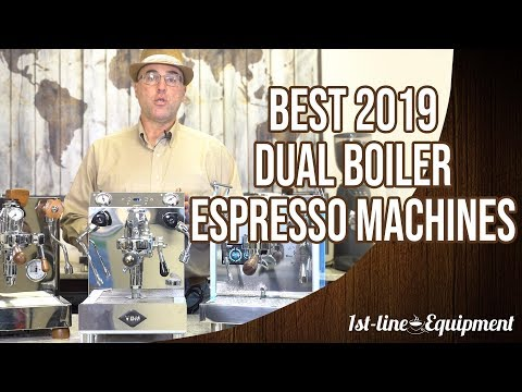 Best Dual Boiler Espresso Machines of 2019