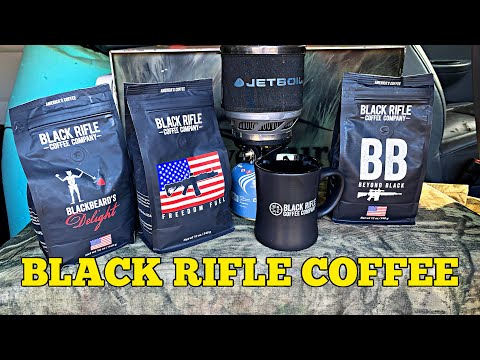 Black Rifle Coffee Review ~ My new camping coffee