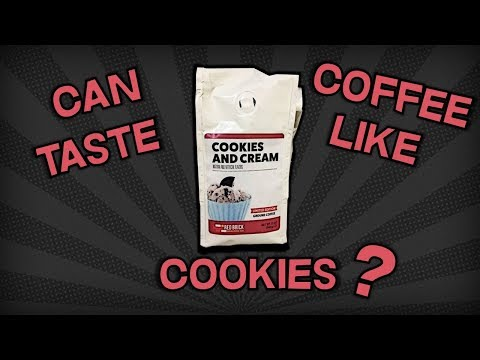 Red Brick Coffee Review (Cookies and Cream seriously?)