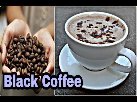 यसरी मीठो बन्छ Black Coffee (कालो कफी)…😋😋 || Black Coffee Recipe in 5 minutes || Coffee Recipe