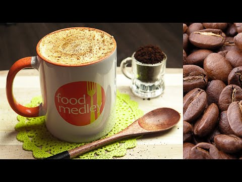 Coffee Recipe | Handmade Delicious Coffee by Food Medley