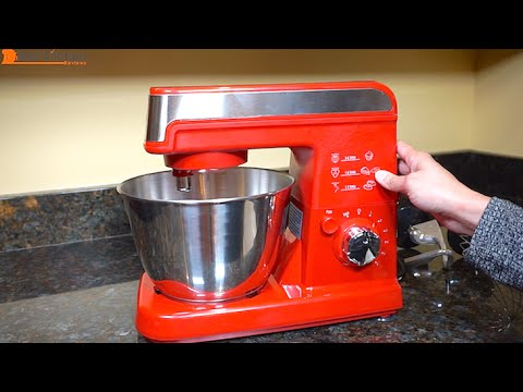 Hamilton Beach 63325 6-Speed Stand Mixer Review