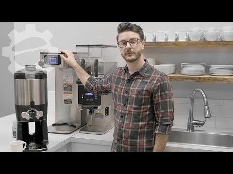 BUNN ICB Infusion Series Brewer | Commercial Crew Review