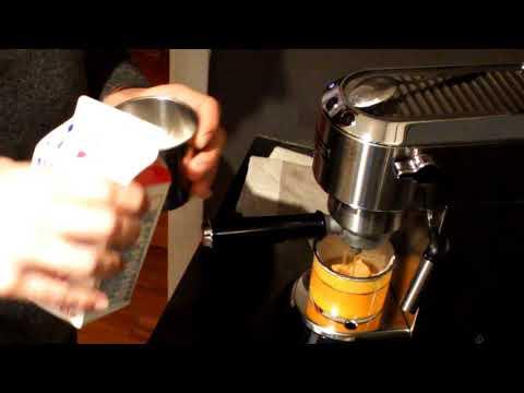 Cafetera DeLonghi Espresso Cappuccino