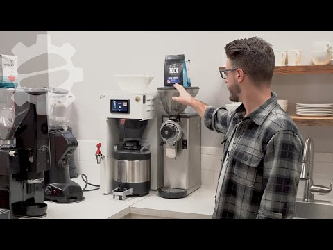 Bunn GVH Coffee Grinder | Commercial Crew Review