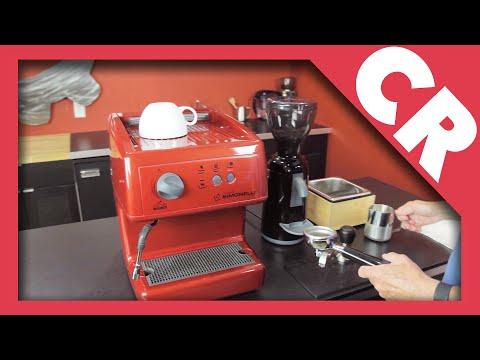 Nuova Simonelli Oscar Espresso Machine | Crew Review