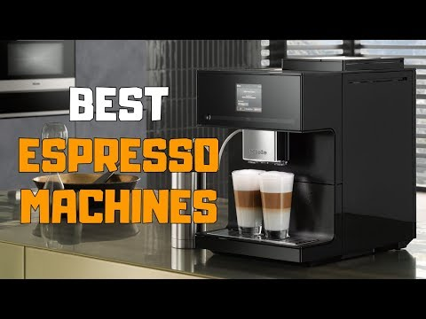 Best Espresso Machines in 2020 – Top 6 Espresso Machine Picks