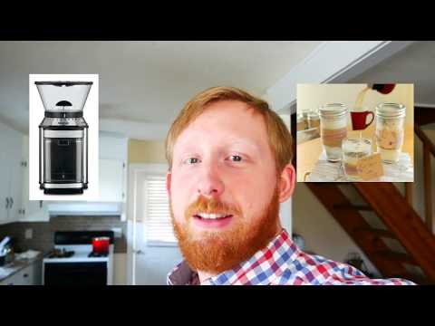 Review on the Cuisinart DBM-8 Burr Grinder