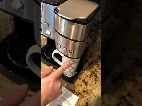"How to clear the red ""clean"" light on Cuisinart Coffee Center (SS-15 Series)"