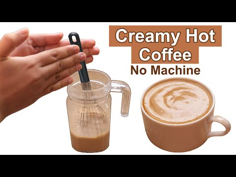 Coffee Recipe | Coffee Recipe Without Machine | How To Make Creamy Hot Coffee Without Machine