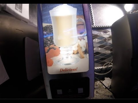 Bunn Cappuccino Machine Installed