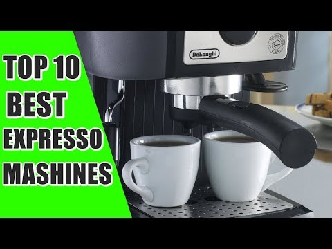 Best Espresso Machines 2019. Top 10 Machines for home