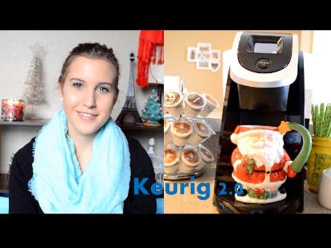 Keurig 2.0: Filter and Maintenance