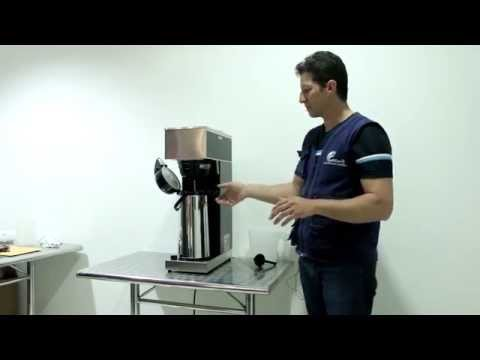 Como usar la Cafetera BUNN