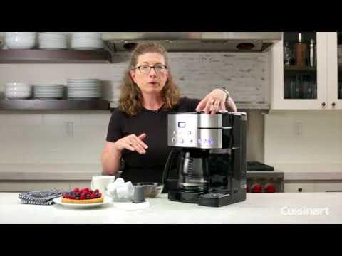 Cuisinart SS-15 Maker Coffee Center +1 Cuisinart SS-15 Maker Coffee Center 12-Cup Coffeemaker Review