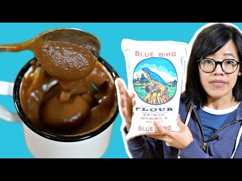 Navajo Coffee – it's so thick you eat it with a spoon – HARD TIMES