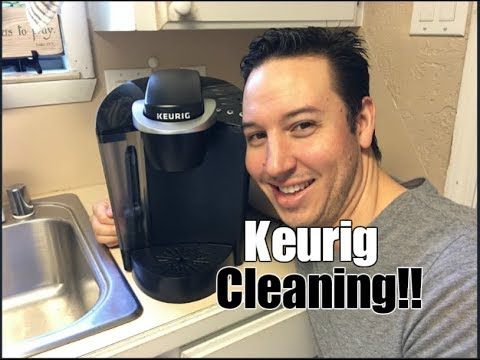 How To Clean a Keurig Coffeemaker