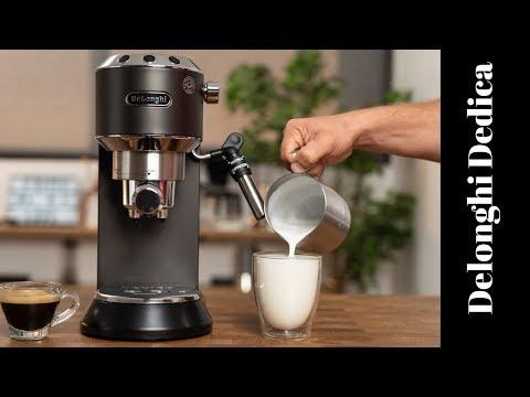 Delonghi Dedica EC685 im Test | Was kann die billige Espressomaschine