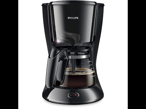 PHILIPS HD-7431/20 4 CUPS ESPRESSO MAKER (BLACK) | PRODUCT REVIEW
