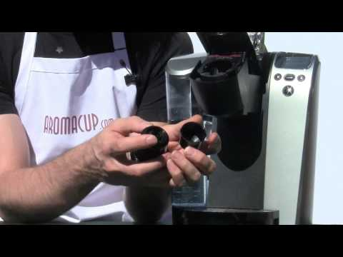 Keurig Troubleshooting FAQ: Why am I getting coffee grounds in my cup?