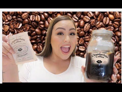 Trying Emma Chamberlain's Coffee