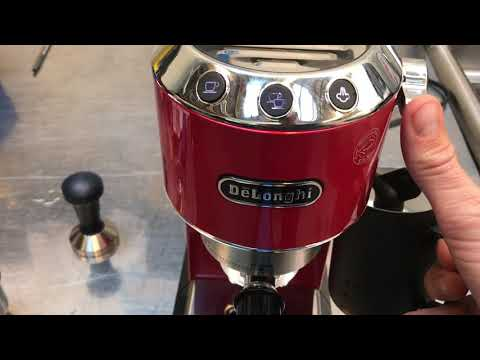 Delonghi EC680 – Dedica Review of Espresso Machine