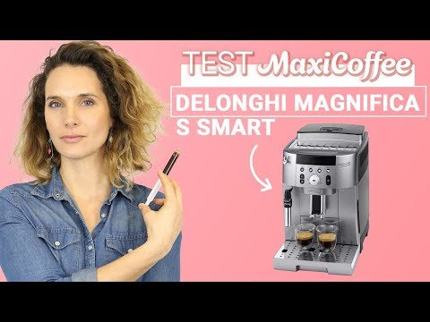 DELONGHI MAGNIFICA S SMART FEB 2531.SB | Machine à café automatique | Le Test MaxiCoffee